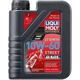 ЛИКВИ-МОЛИ 10w60 Синт мот масло для 4-т мотоциклов 1л