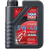 Liqui Moly 5w40 синт мот масло для 4-т (1л) (6шт)
