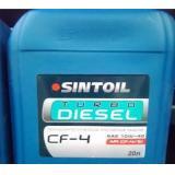 СИНТЕК CF-4 Diesel 10w40 30л (минеральная) (снят с произв.)