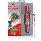 Гель ревитализант ЕХ-120 для бенз двиг и LPG ШПРИЦ 8мл (10шт) XADO красный