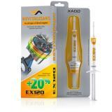 Гель ревитализант ЕХ-120 для диз двиг ШПРИЦ 8мл (10шт) XADO желтый