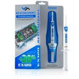 Гель ревитализант ЕХ-120 для АКПП ШПРИЦ 8мл (10шт) XADO синий